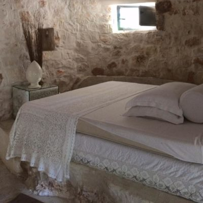 Gay BnB Ostuni Pietrefitte bedroom