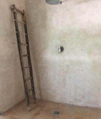 Gay BnB Ostuni Pietrefitte shower