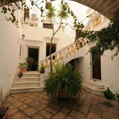 Residence Kalè Gay Friendly Gallipoli cortyard
