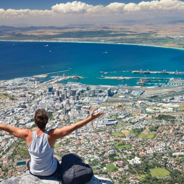 Gay South Africa Tour Trekking Cape Town