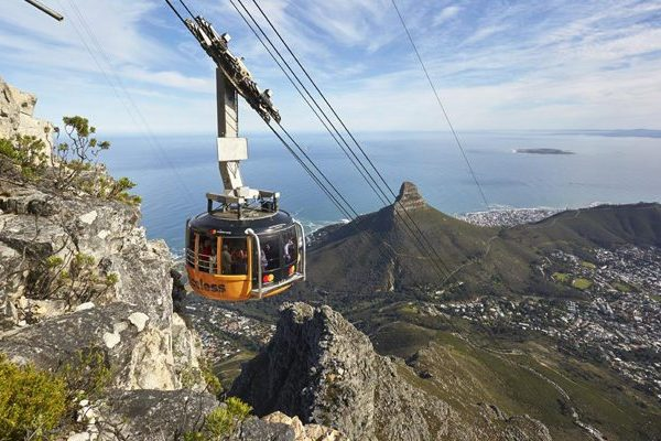 Gay South Africa Tour table mountain
