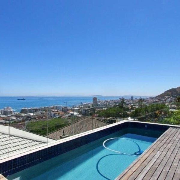 Cape Town Pride pool with a view