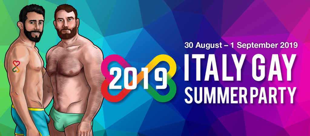 Italy Gay Summer Party 2019 | Join us for Fun in the Sun of ...