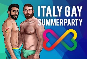Summer Pride Homepage Banner